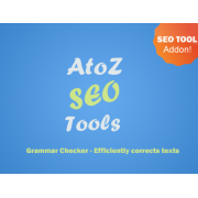 Grammar Checker (English Only)